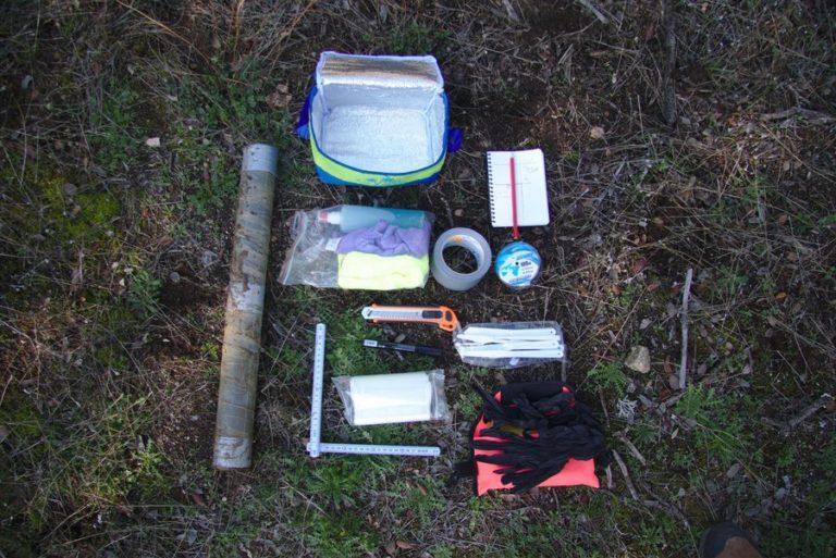 Sample preparation equipment